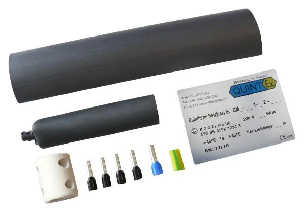 Anschluss Schrumpftechnik Polyolefin(CT)