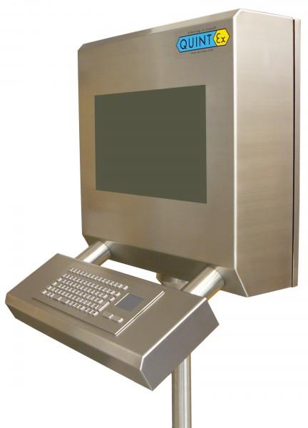 """Quinguard PC mit 19"""" Monitor Zone 1"""