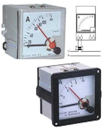 Amperemeter für Wandlermessung
