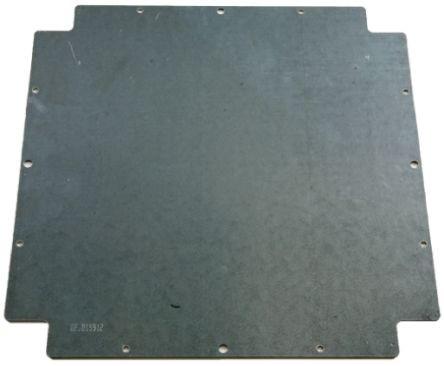 Montageplatte für Polyester Gehäuse
