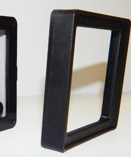 Fenster für Ampere- bzw Voltmeter