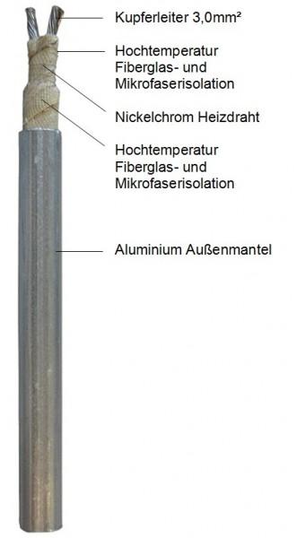 Heizband IPS bis 350°C