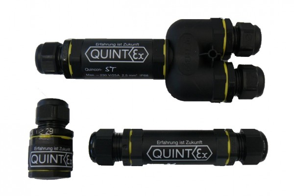 Nicht Ex Anschlusstechnik Quincon mit Klemmstein
